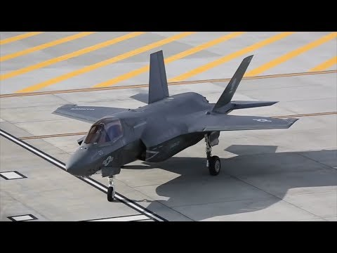 Lockheed Martin F 35 vertical takeoff and landing