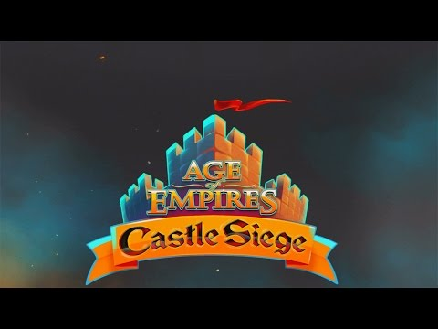 Age Of Empires: Castle Siege IPhone/iPod Touch/iPad Gameplay [HD]