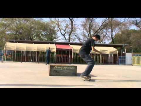 Skate Park Stara Zagora Trailer.avi