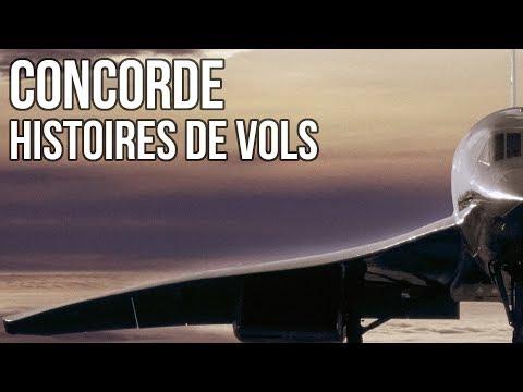 ✈️ Quand un 747 fait la course avec un Concorde - Histoires de Vols #4