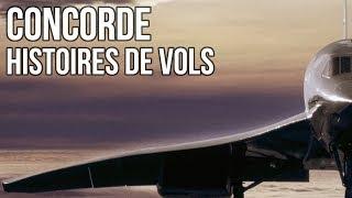 ✈ Quand un 747 fait la course avec un Concorde - Histoires de Vols #4