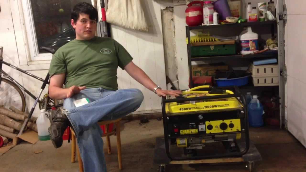 How Home Generators Not Working