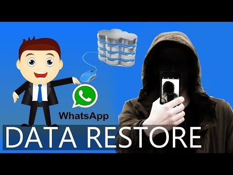 How To Recover WhatsApp Data From Your Lost SIM     Backup WhatsApp Data