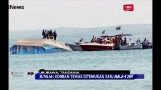 Kelebihan Muatan, Kapal Feri Terbalik di Tanzania, 209 Orang Tewas - iNews Malam 23/09