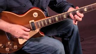 Eric Clapton - Cream - Crossroads - Blues Turnaround Lick by Tim Pierce