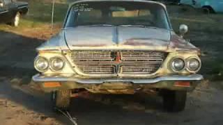 Enrique Pollack 1964 Chrysler 300K