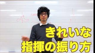 【指揮法00】4拍子のきれいな振り方【よしたく先生の音楽講座】