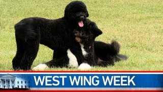 Repeat youtube video West Wing Week 08/23/13 or,