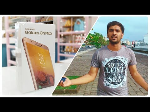 Samsung Galaxy On Max Unboxing, Samsung Pay Mini Demo & Features Explained!