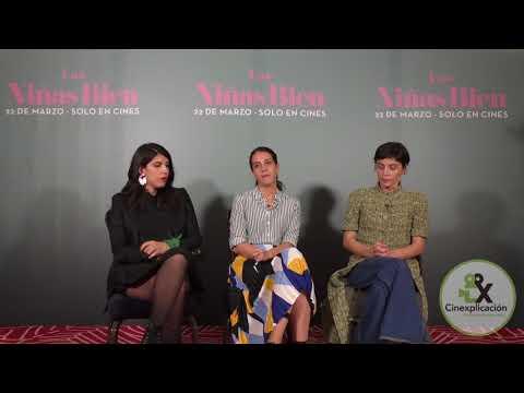 """Las Niñas Bien"" - Alejandra Márquez, Cassandra Ciangherotti E Ilse Salas"