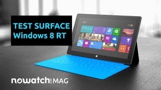 [Test] Microsoft Surface RT - NoWatch MAG
