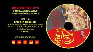 Paella 2013 16 Elocnep - Michael Jackson (LAZRtag Rmx) + Daddy Yankee & Pitbull - Smooth Gasolina