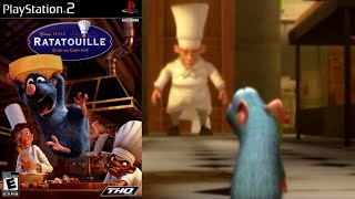 Ratatouille [08] PS2 Longplay
