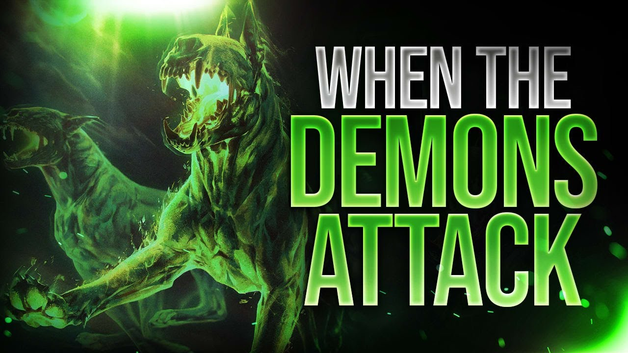 5 Signs That You Are Dealing With Demonic Forces