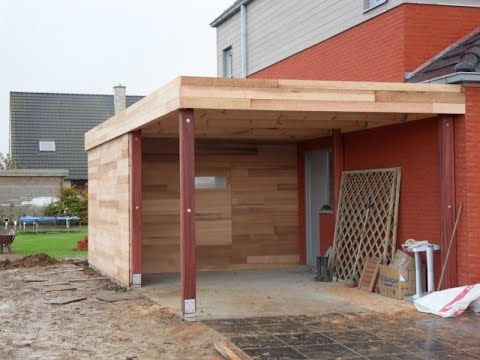 Must Look 24 The Best Enclosing A Carport Ideas 2018 Youtube