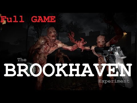 The Brookhaven Experiment Gameplay FULL GAME (no narration)
