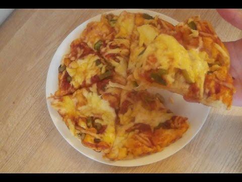 البيتزا السائلة ألذ و اسهل بيتزا في العالم HD