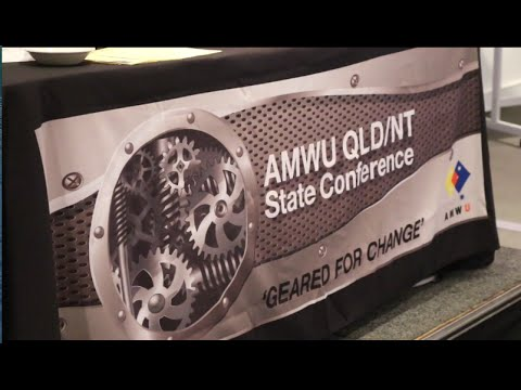 AMWU State Conference 2016