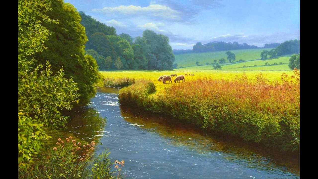 Michael james smith youtube for Michael james smith paintings