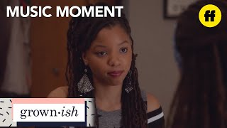 "grown-ish | season 1, episode 10 music: natalie taylor - ""surrender"" 