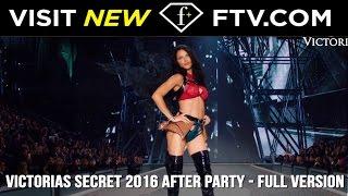 Victoria's Secret Fashion Show After Party | FashionTV