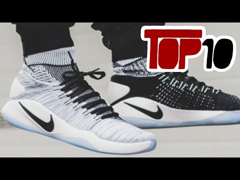 Top 10 Elite Basketball Shoes Of 2016