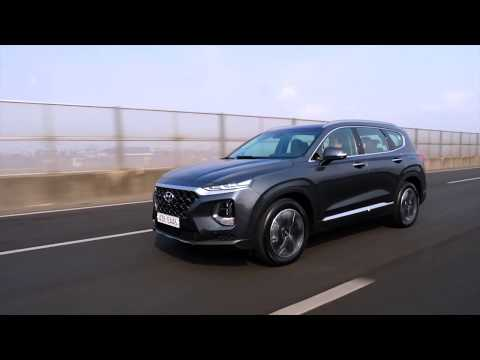 2018 Hyundai Sante Fe First Test Drive Video Review