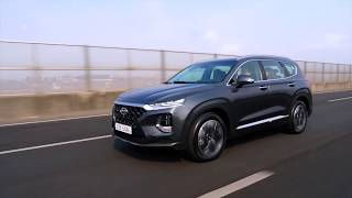 2018 Hyundai Sante Fe - First Test Drive Video Review