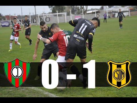 Circulo Deportivo 0-1 Deportivo Madryn  Fecha 16 - Federal A 2021 