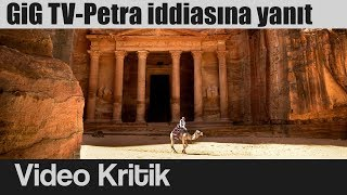 GiG TV'nin Petra iddiaları ne kadar ciddi?