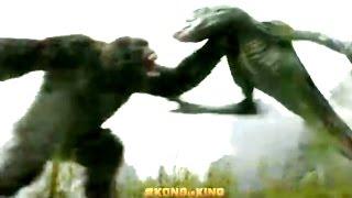 "Kong: A Ilha da Caveira - Comercial ""Conheça o Rei"" [Tom Hiddleston, Brie Larson]"