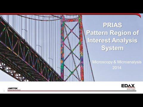 Pattern Region of Interest Analysis System (PRIAS)