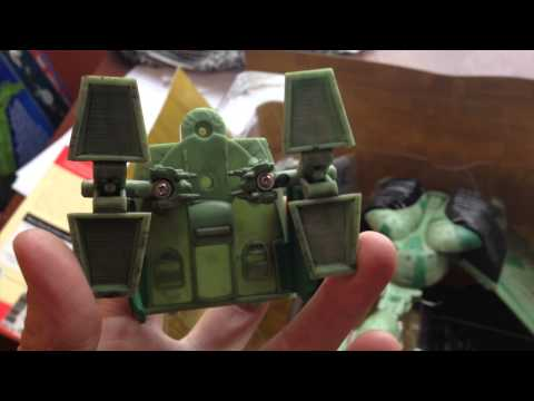 DST Diamond Select Toys HMS Bounty Bird of Prey Review 2014