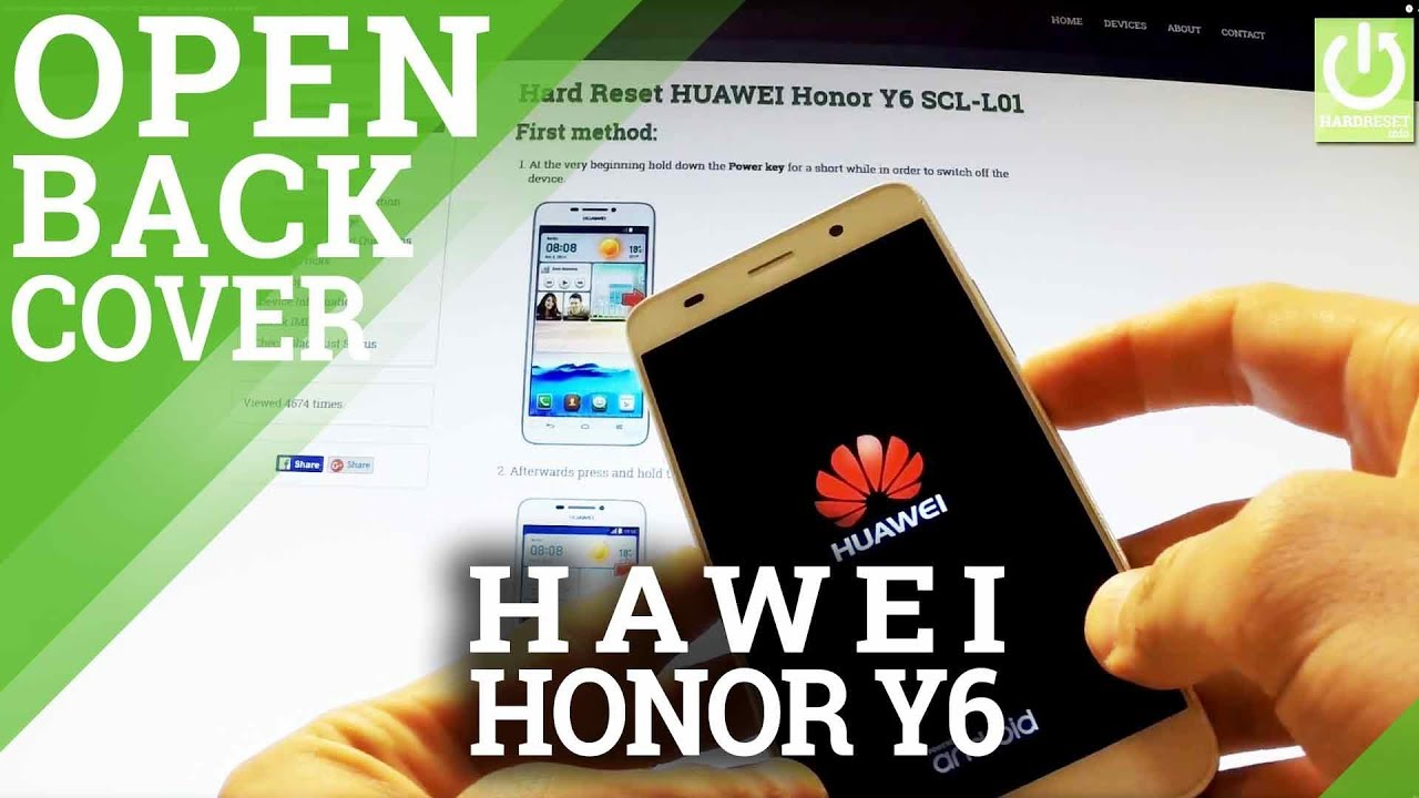 Huawei Honor 8 Battery Replacement - iFixit Repair Guide