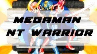 Dibujando a MEGAMAN (NT Warrior) con Art Grip Faber - Castell