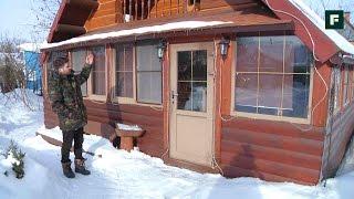 видео История строительства деревянных домов