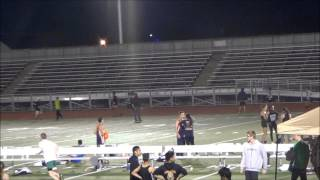 Pitman Distance Wars: Varsity Boys 800 (Freddy Contreras 2:07)