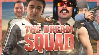 The Dream Squad | With Shroud, Vsnz & Halifax