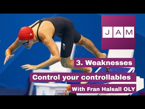 Controlling your controllables: 3. Weaknesses
