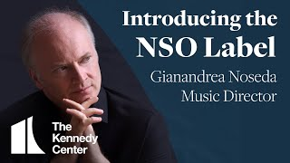 Introducing the National Symphony Orchestra label