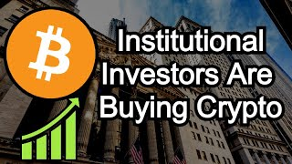 Institutional Investors Buying Bitcoin amp Bitcoin Mining Power - Digital Euro Soon