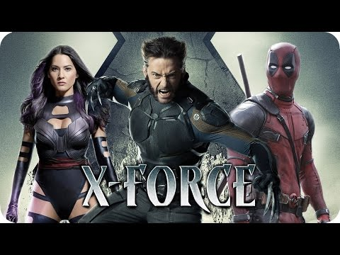 Trailer do filme X-Force