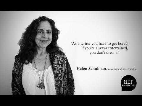 Interview with Helen Schulman | BackLit Talks | NYU Shanghai