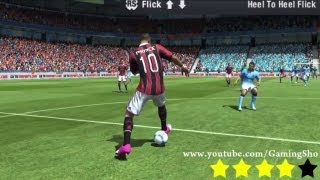 FIFA 13 All 51 Skills Tutorial HD