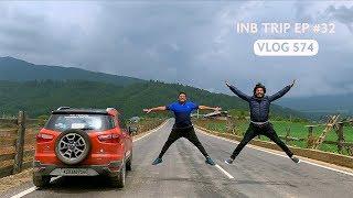 Trongsa Bumthang Valley, A heavenly drive to East Bhutan, INB Trip EP #32