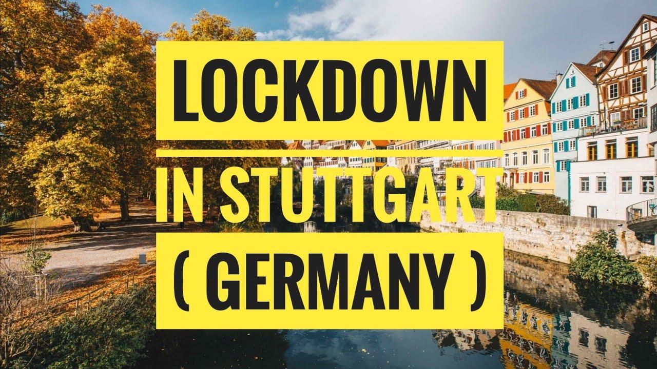 Lockdown In Deutschland