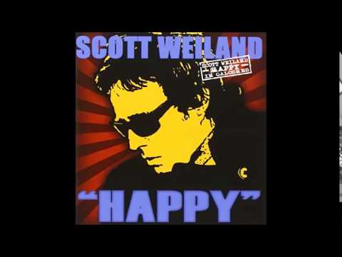 "Scott Weiland - ""Happy"" In Galoshes"