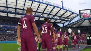 BR4S FIFA E-SPORT LEAGUE: Matchday 11 Chelsea FC - Manchester City