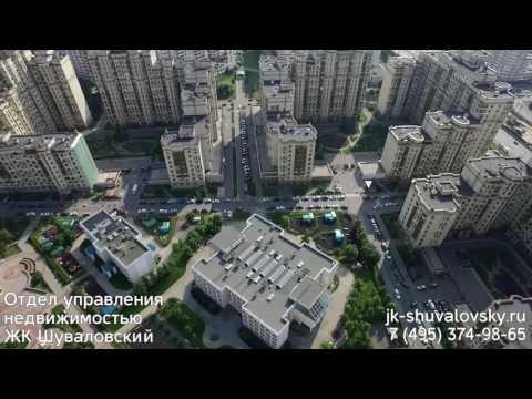 Жилой комплекс Шуваловский - Купить квартиру в ЖК