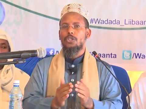 Faafinta Dacwada iyo aaladaha lagu wada xiriiro  social media  SHIIKH Abdulkhadir Boobe